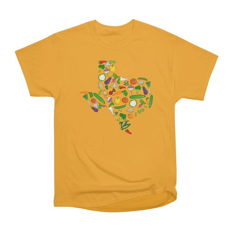 Farm Fresh Texas Men's Heavyweight T-Shirt by justintapp's Artist Shop