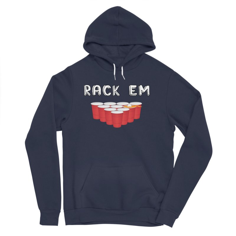 Rack Em Women's Sponge Fleece Pullover Hoody by Justin Tapp's Artist Shop