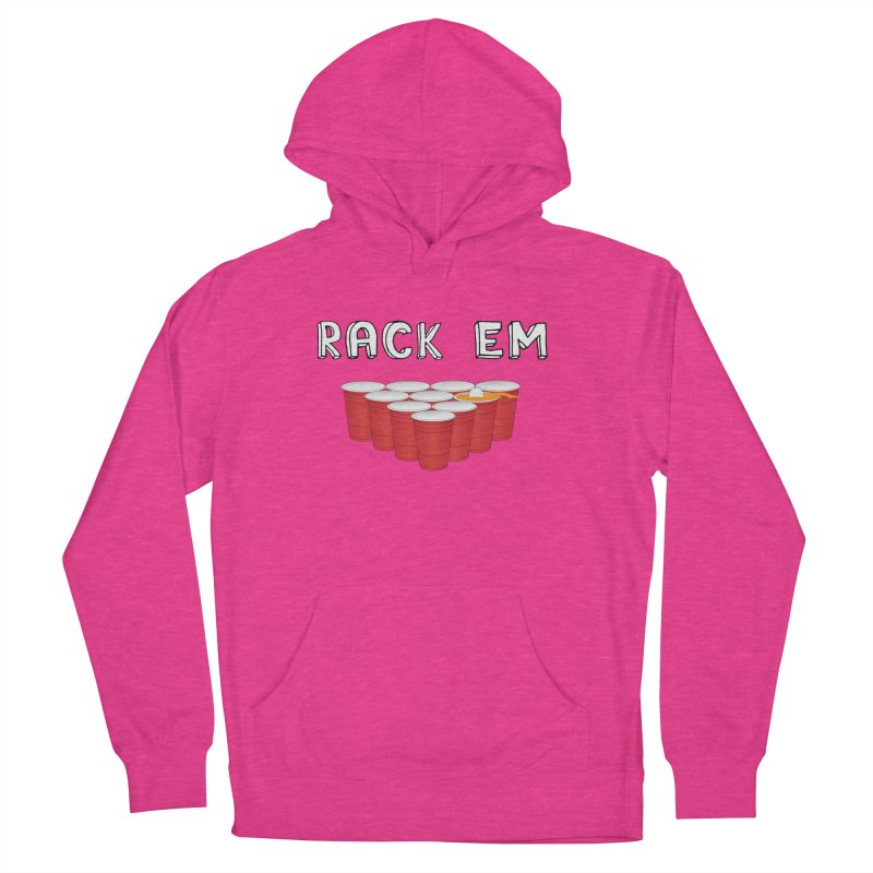 Rack Em Women's French Terry Pullover Hoody by justintapp's Artist Shop