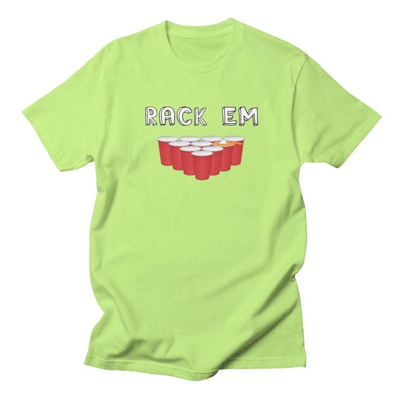 Rack Em Men's Regular T-Shirt by justintapp's Artist Shop