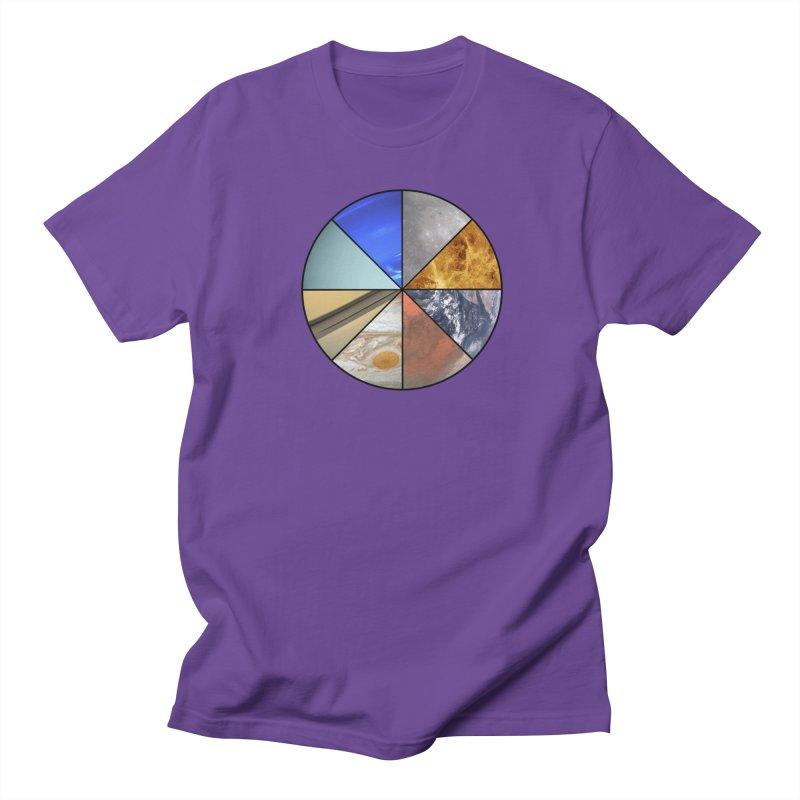Pizza Planet Men's T-Shirt by Justin Tapp's Artist Shop