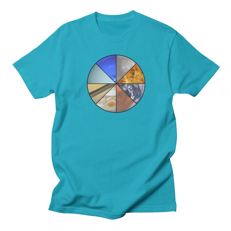 Pizza Planet Women's T-Shirt by Justin Tapp's Artist Shop