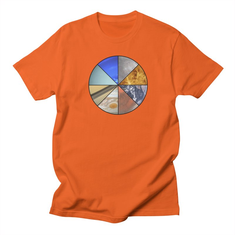 Pizza Planet Men's T-Shirt by Justin Tapp's Artist Shop