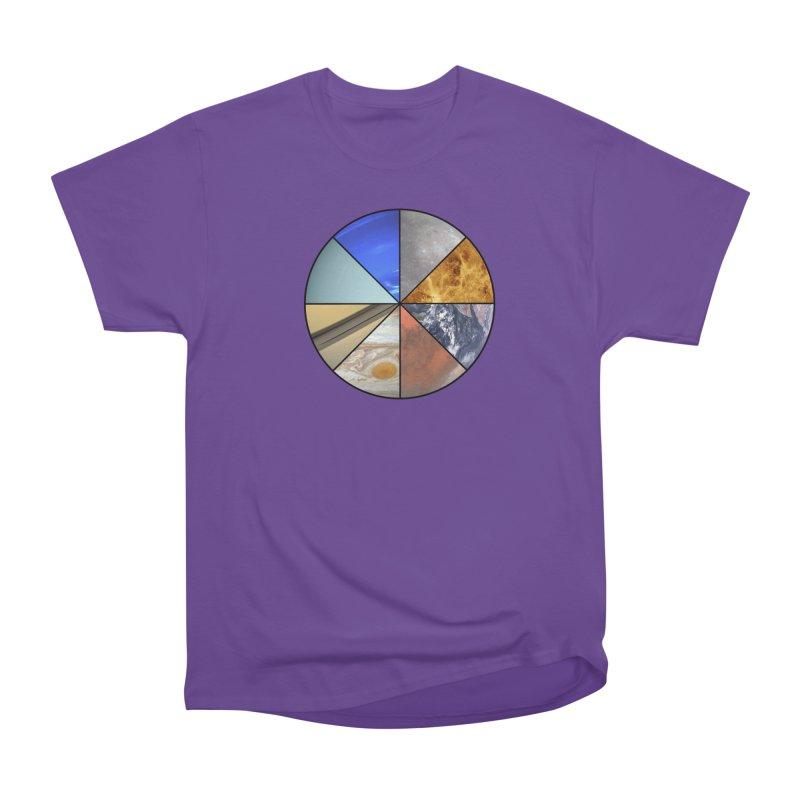 Pizza Planet Men's Heavyweight T-Shirt by justintapp's Artist Shop