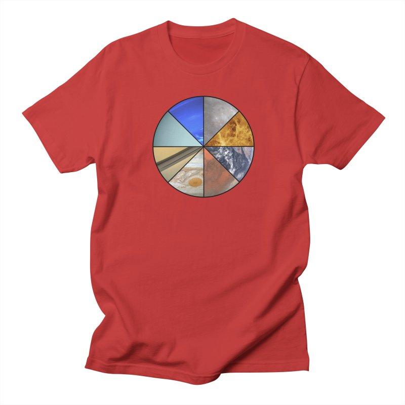 Pizza Planet Women's Regular Unisex T-Shirt by justintapp's Artist Shop