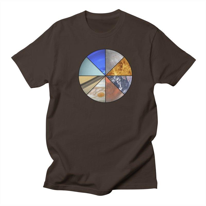 Pizza Planet Men's Regular T-Shirt by justintapp's Artist Shop
