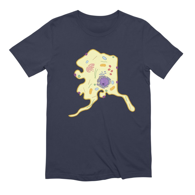 Alaskaryotic Men's Extra Soft T-Shirt by justintapp's Artist Shop