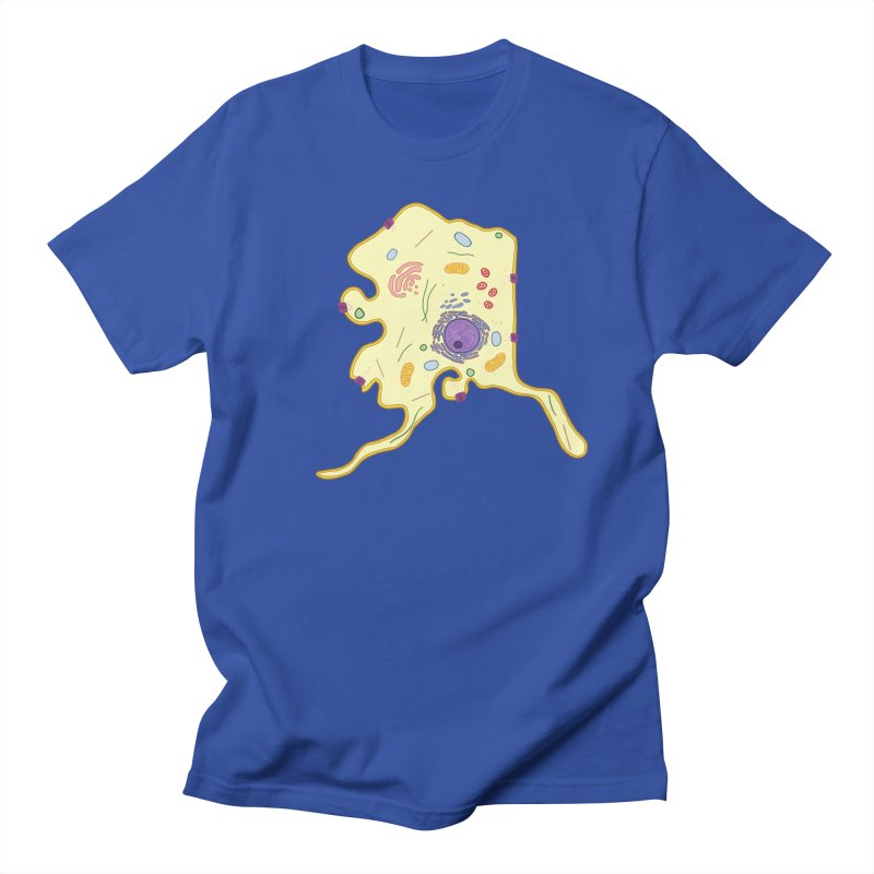 Alaskaryotic Men's Regular T-Shirt by justintapp's Artist Shop