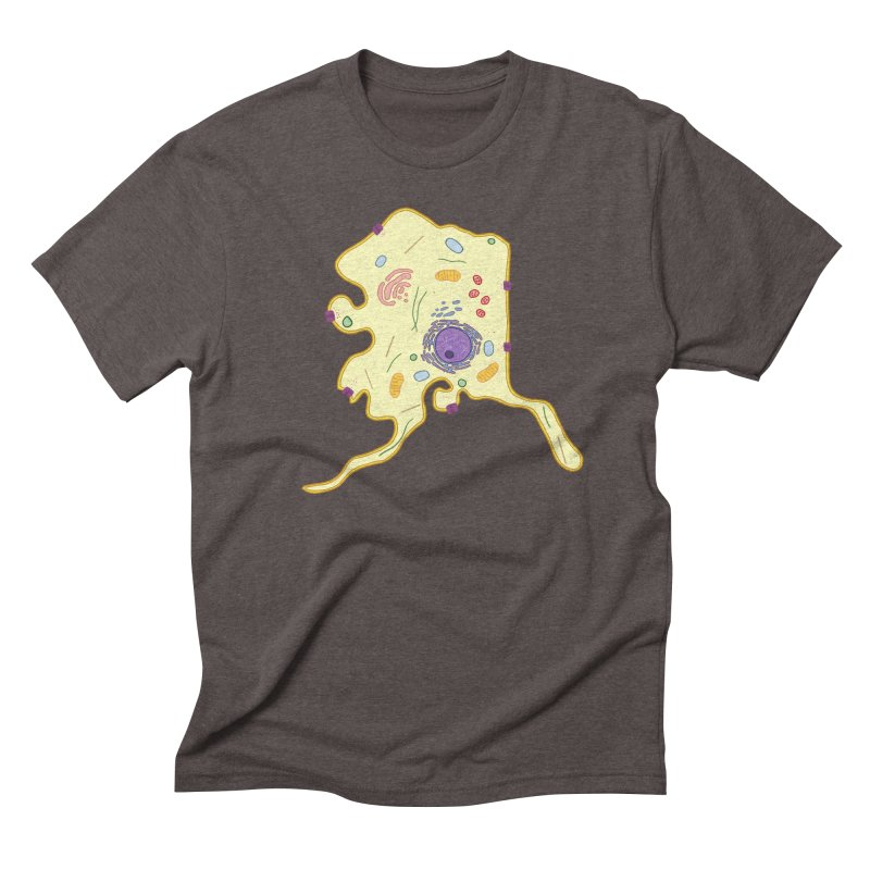 Alaskaryotic Men's Triblend T-Shirt by justintapp's Artist Shop