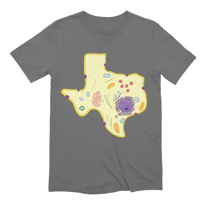 Cell Biyallogy Men's T-Shirt by Justin Tapp's Artist Shop