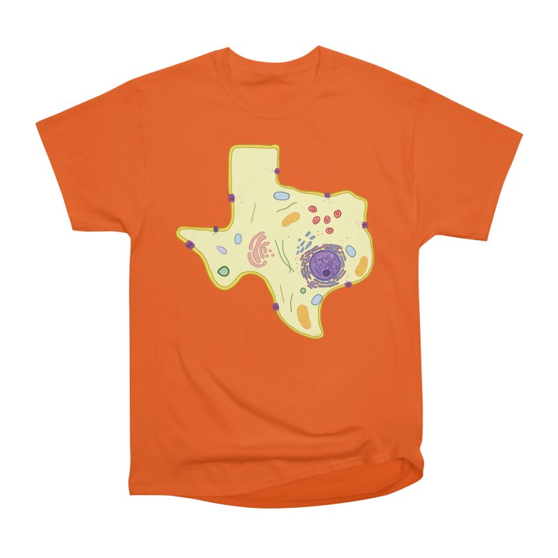 Cell Biyallogy Men's T-Shirt by Justin Tapp's Artist Shop