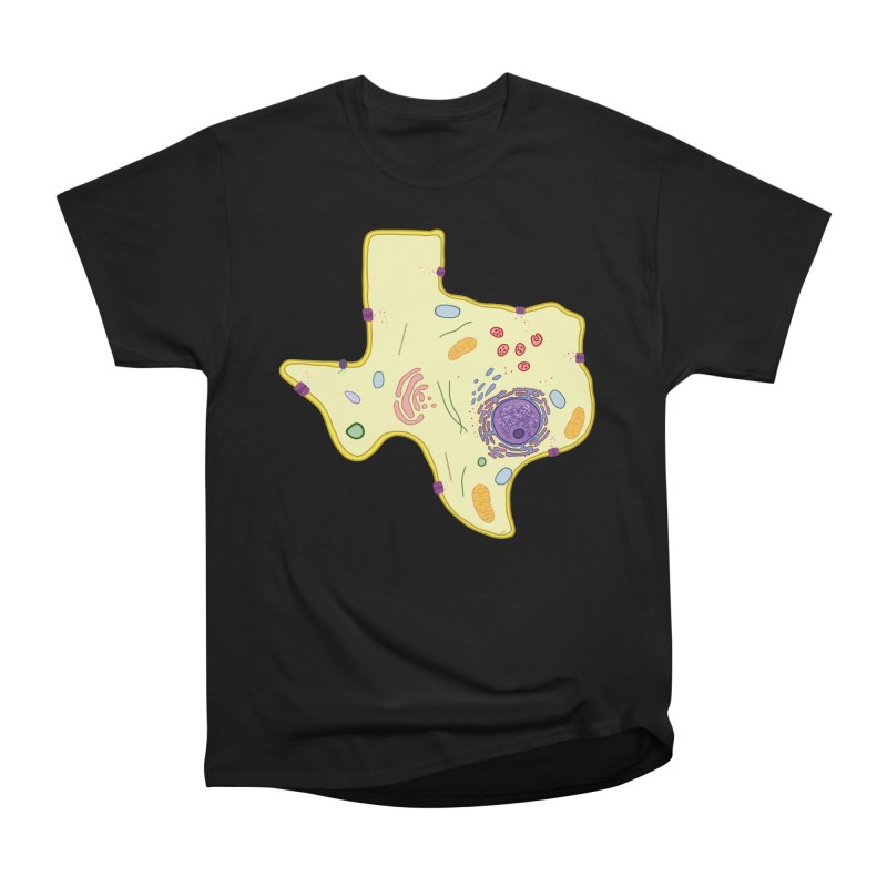 Cell Biyallogy Men's Heavyweight T-Shirt by Justin Tapp's Artist Shop