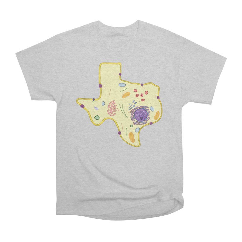 Cell Biyallogy Men's Heavyweight T-Shirt by Justin Tapp's Artist Shop