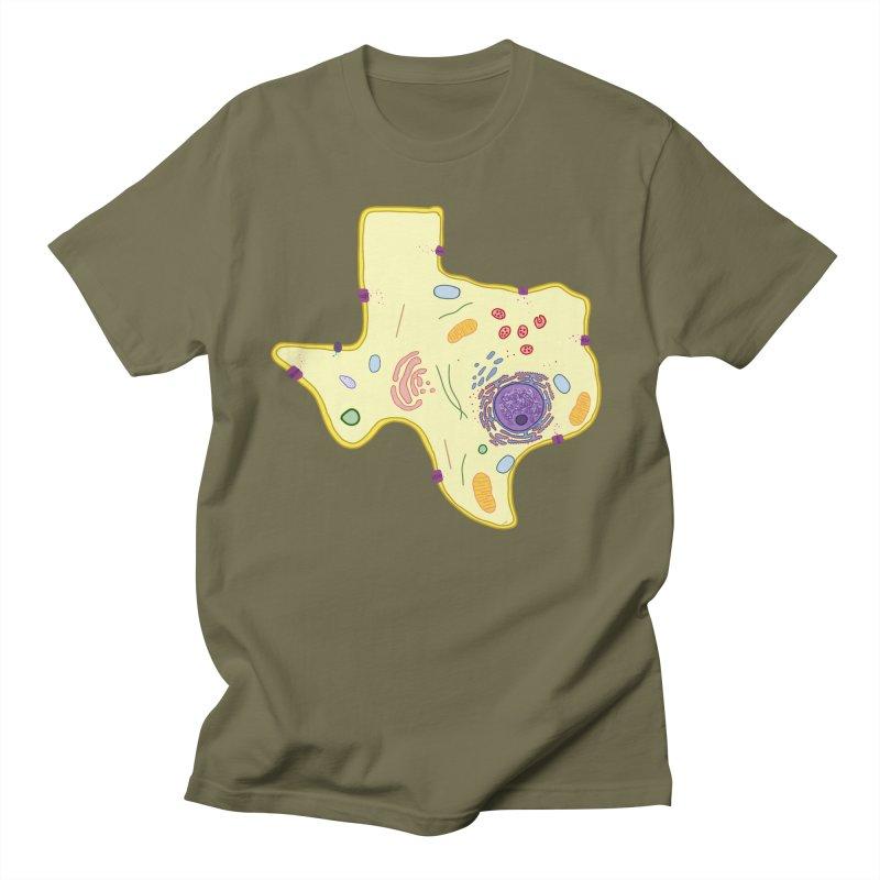 Cell Biyallogy Women's Regular Unisex T-Shirt by justintapp's Artist Shop