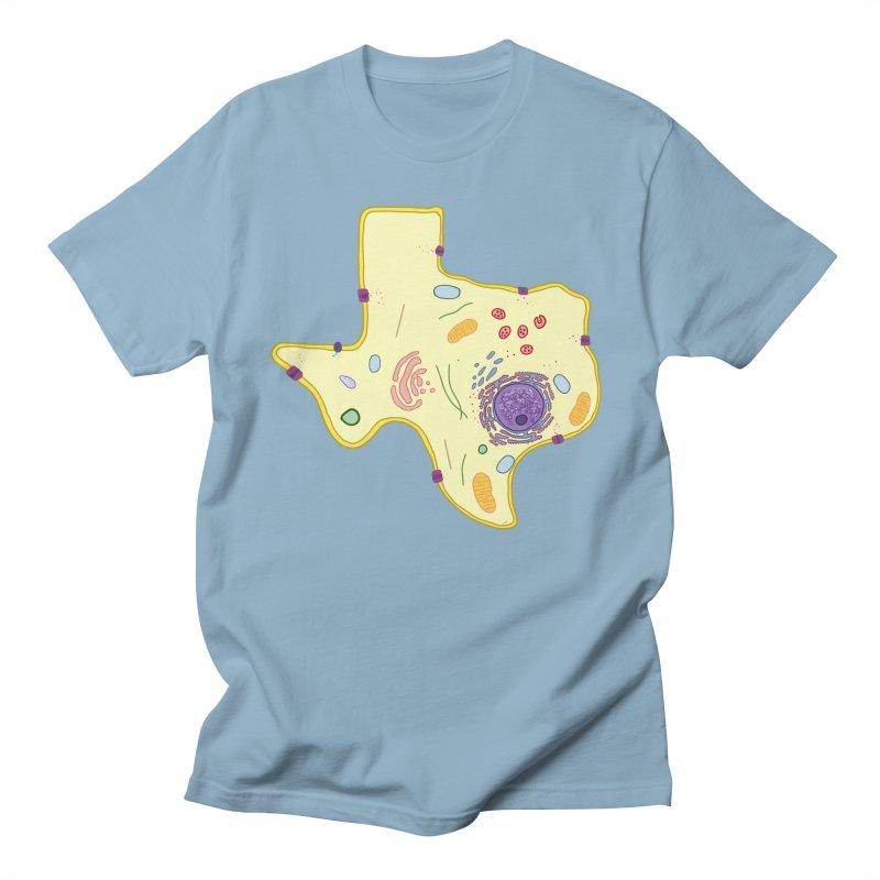 Cell Biyallogy Women's T-Shirt by Justin Tapp's Artist Shop