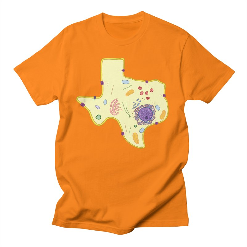Cell Biyallogy Women's T-Shirt by Justin Tapp's Artist Shop