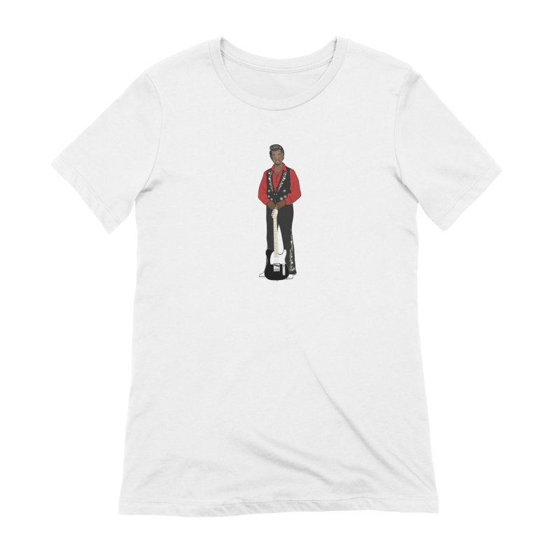 Conye Tweezy Women's Extra Soft T-Shirt by Justin Tapp's Artist Shop