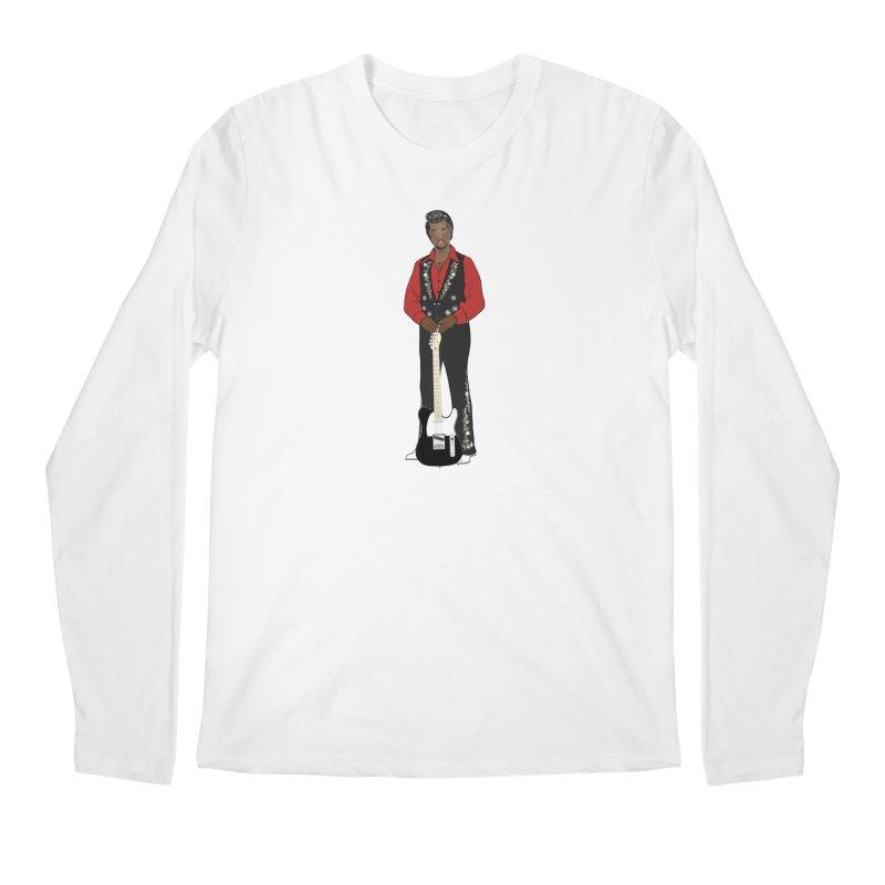 Conye Tweezy Men's Regular Longsleeve T-Shirt by Justin Tapp's Artist Shop