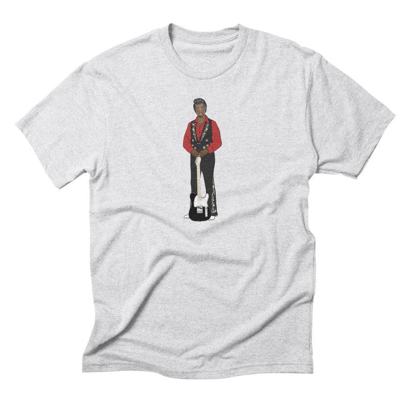 Conye Tweezy Men's Triblend T-Shirt by Justin Tapp's Artist Shop