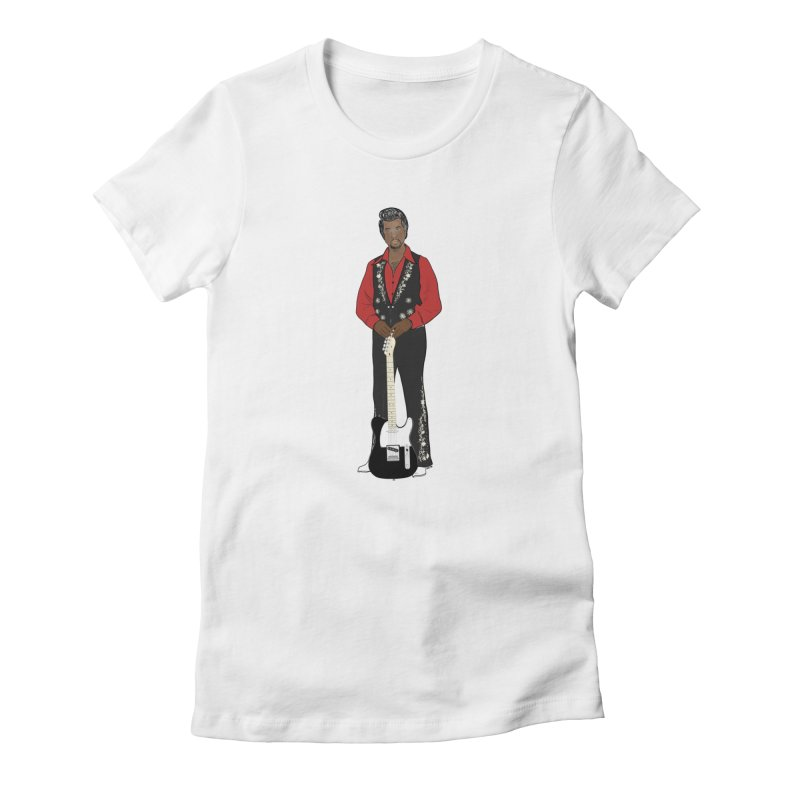 Conye Tweezy Women's Fitted T-Shirt by justintapp's Artist Shop