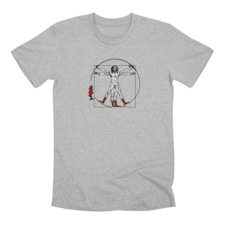 Vitruvian Alaskan Men's Premium T-Shirt by justintapp's Artist Shop