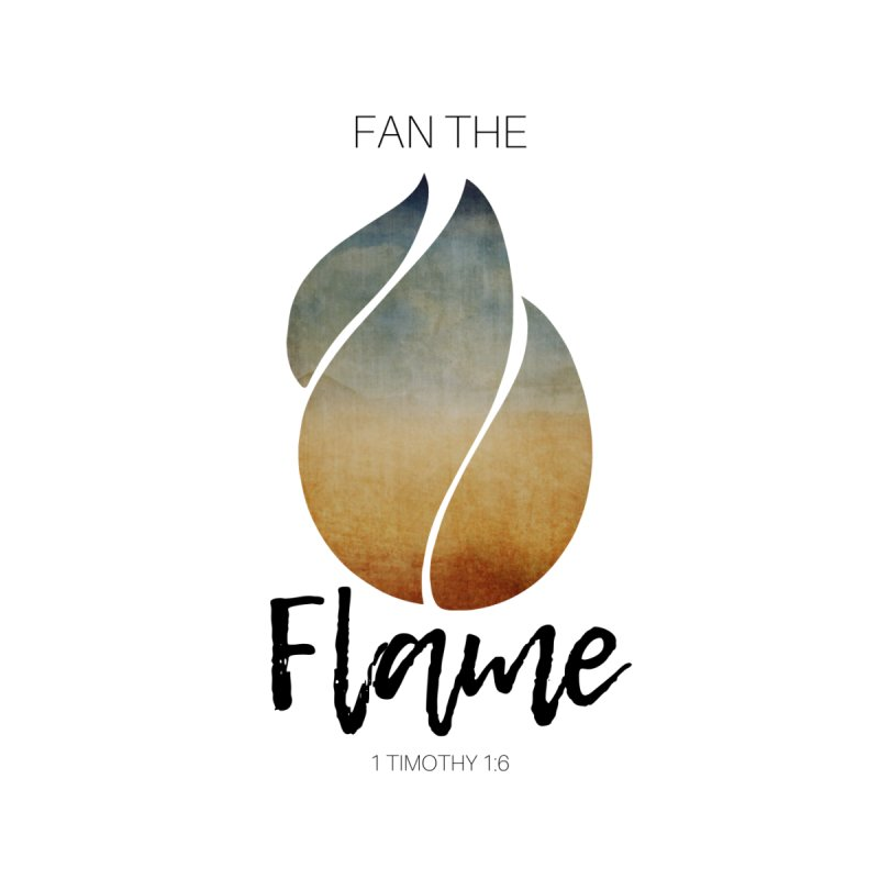 Fan the Flame Men's T-Shirt by Justin Whitcomb's Artist Shop