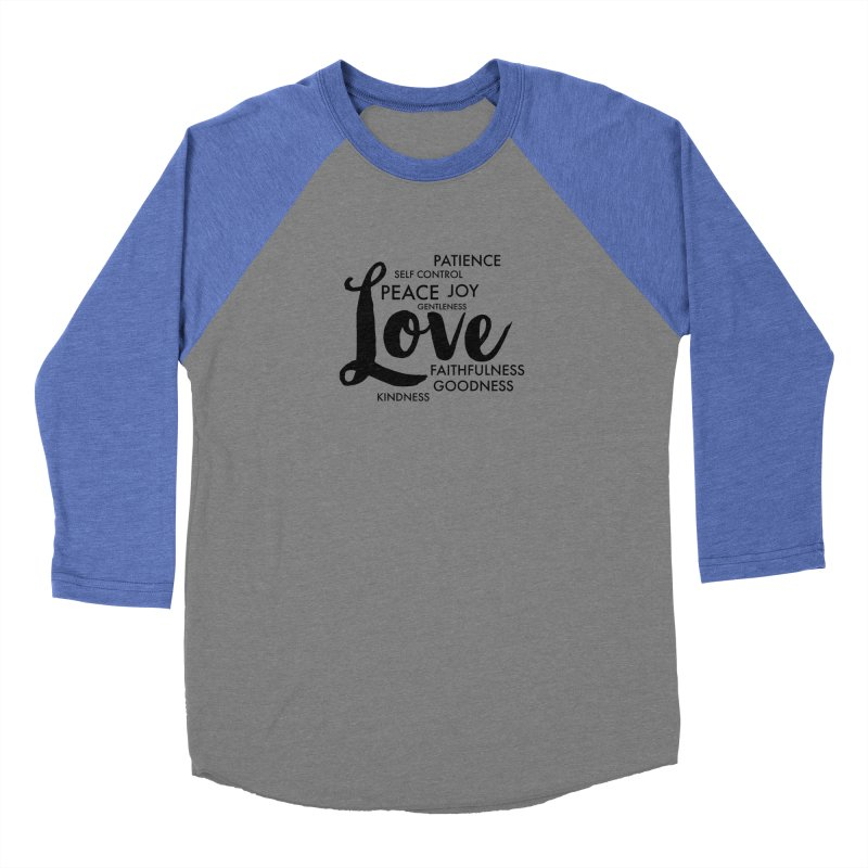 Fruits of the Spirit Women's Longsleeve T-Shirt by Justin Whitcomb's Artist Shop