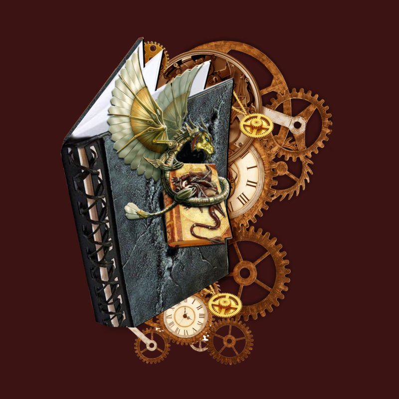 Steampunk Dragon Stories by NadineMay Artist Shop