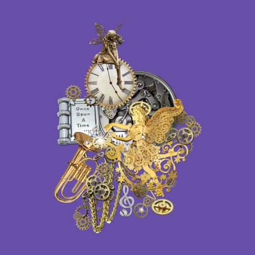 Steampunk-Designs