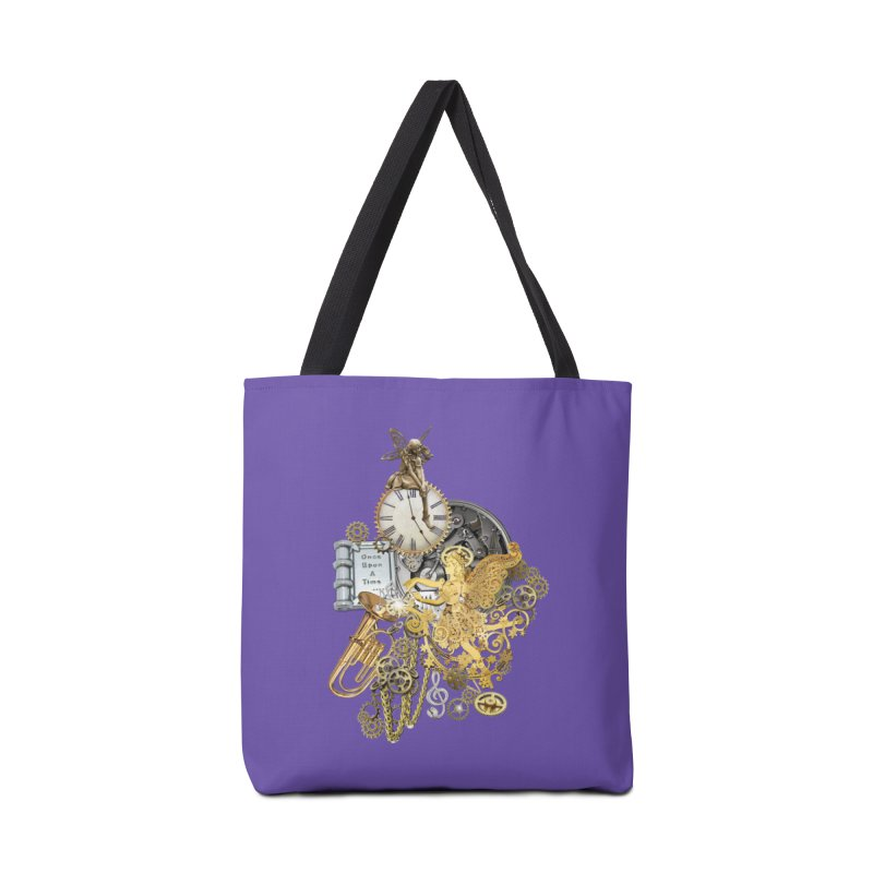 Steampunk-story telling Accessories Bag by NadineMay Artist Shop