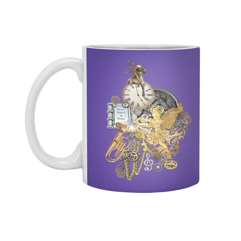 Steampunk-story telling Accessories Standard Mug by NadineMay Artist Shop