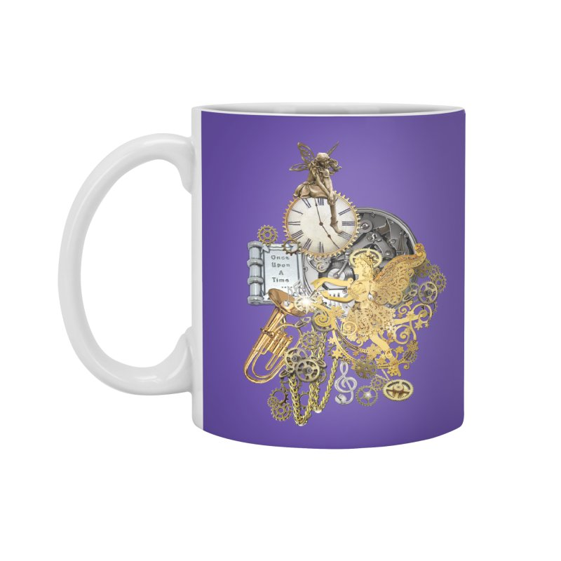 Steampunk-story telling Accessories Mug by NadineMay Artist Shop