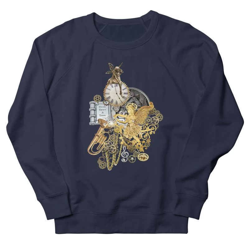 Steampunk-story telling Women's Sweatshirt by NadineMay Artist Shop