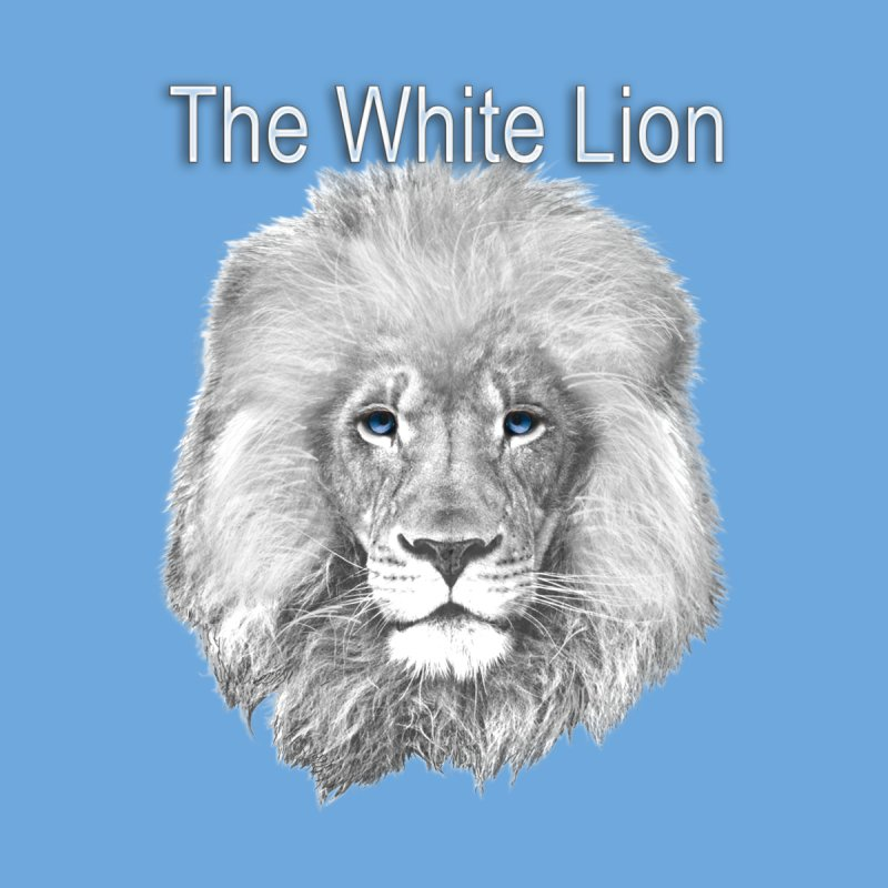The White Lion by NadineMay Artist Shop