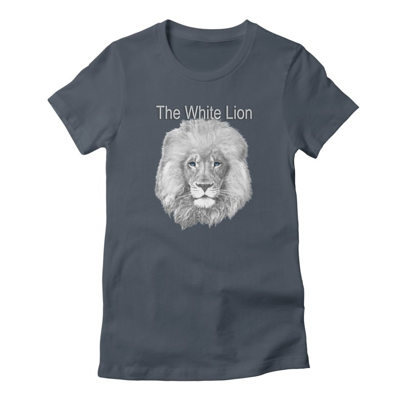 The White Lion Women's Lounge Pants by NadineMay Artist Shop