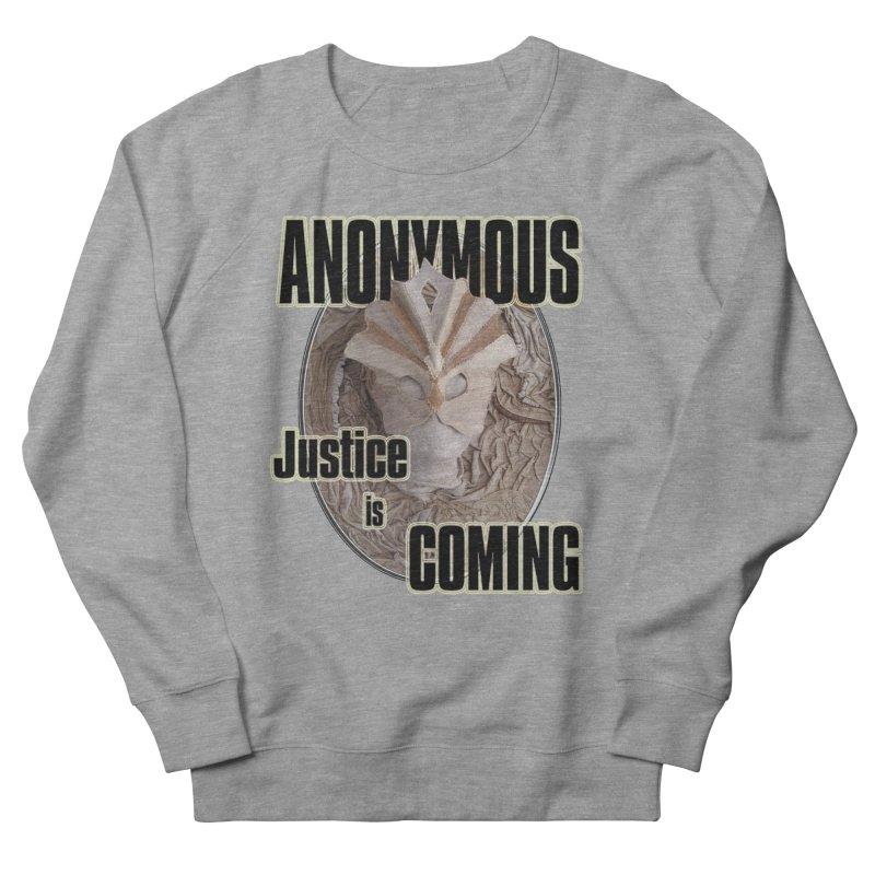 Vote ANONYMOUS Men's Sweatshirt by NadineMay Artist Shop