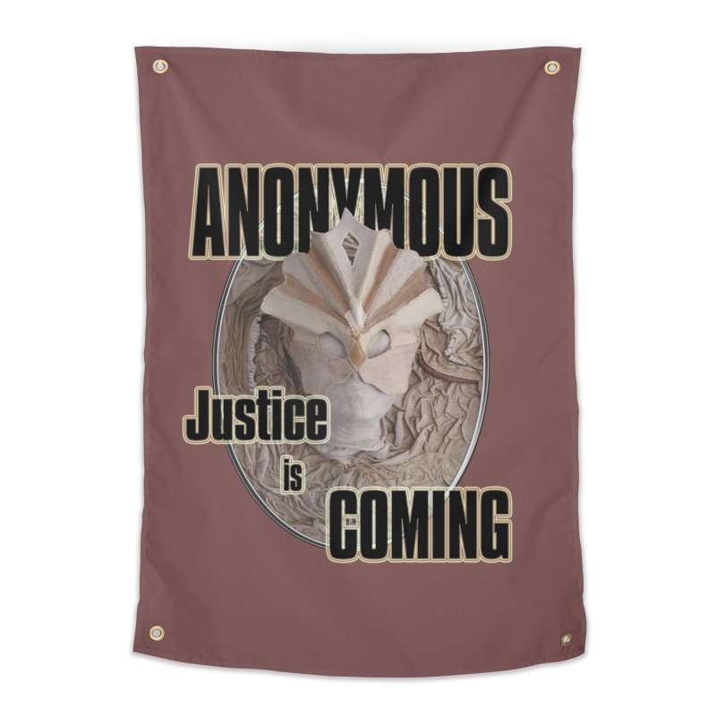 Vote ANONYMOUS Home Tapestry by NadineMay Artist Shop