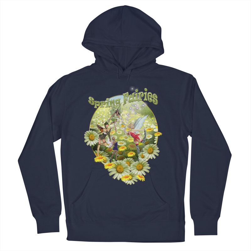 Spring Has Arrived Men's Pullover Hoody by justkidding's Artist Shop