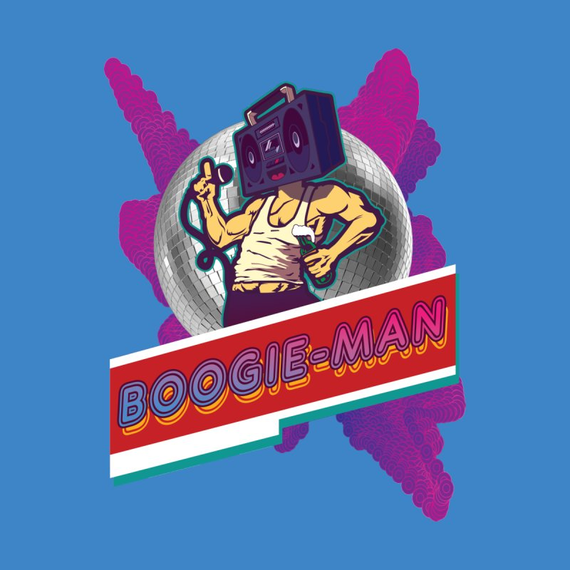 The Boogie-Man Men's V-Neck by Swag Stop by justsaying.ASIA
