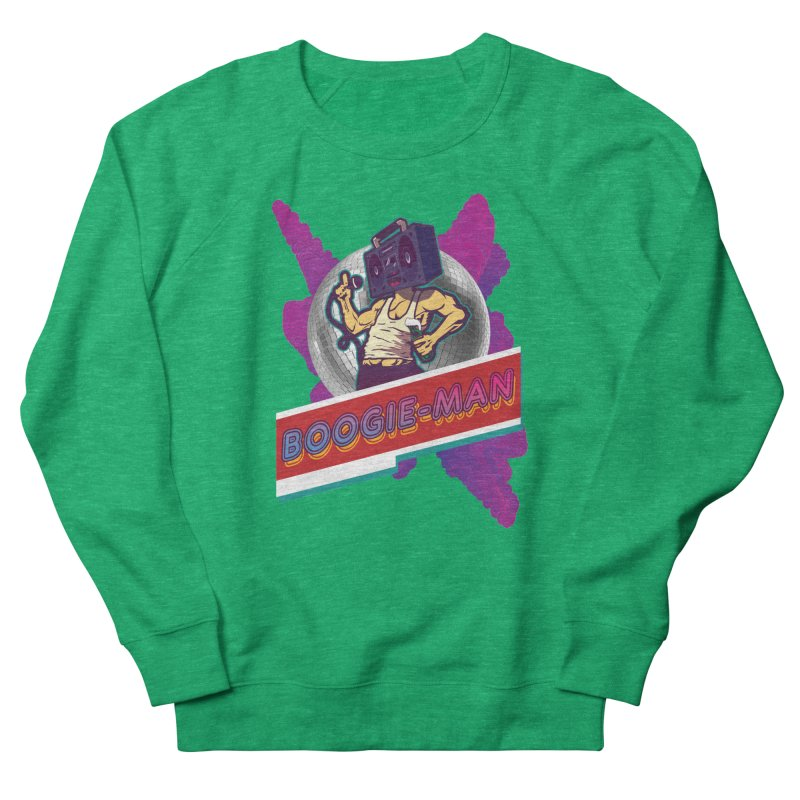 The Boogie-Man Women's Sweatshirt by Swag Stop by justsaying.ASIA
