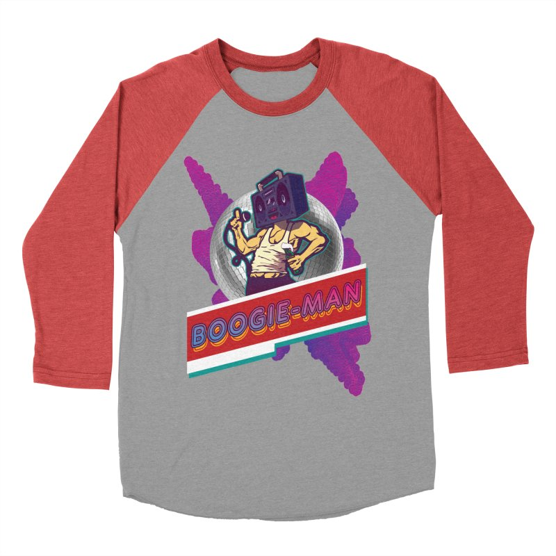 The Boogie-Man Men's Longsleeve T-Shirt by Swag Stop by justsaying.ASIA
