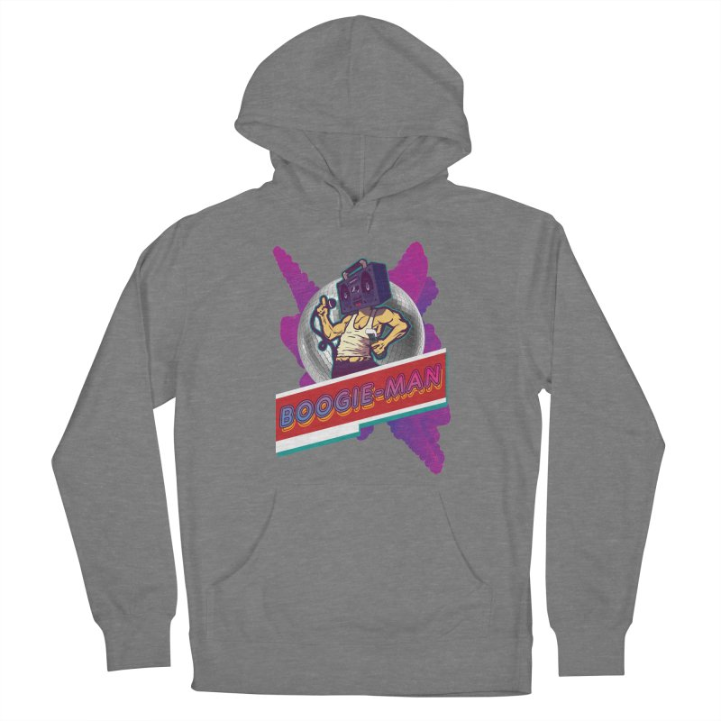 The Boogie-Man Women's Pullover Hoody by Swag Stop by justsaying.ASIA