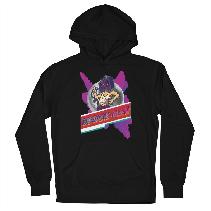 The Boogie-Man Men's Pullover Hoody by Swag Stop by justsaying.ASIA