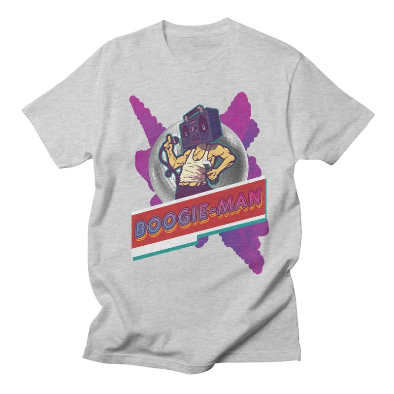The Boogie-Man Women's Unisex T-Shirt by Swag Stop by justsaying.ASIA