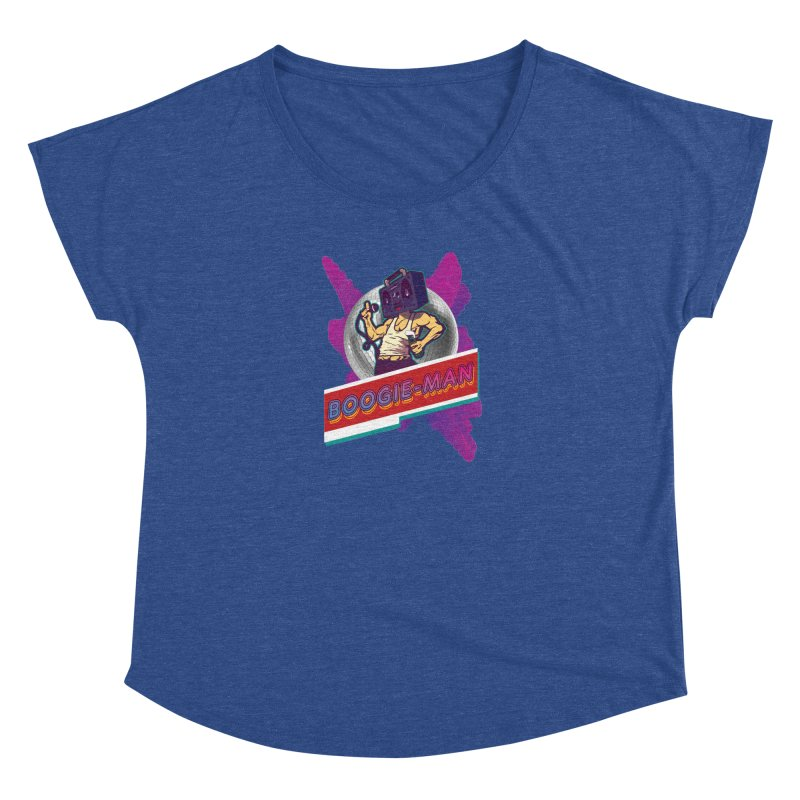 The Boogie-Man Women's Scoop Neck by Swag Stop by justsaying.ASIA