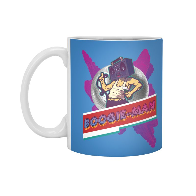 The Boogie-Man Accessories Mug by Swag Stop by justsaying.ASIA
