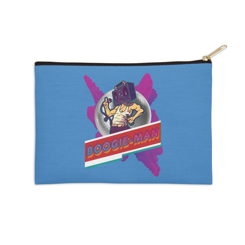 The Boogie-Man Accessories Zip Pouch by Swag Stop by justsaying.ASIA