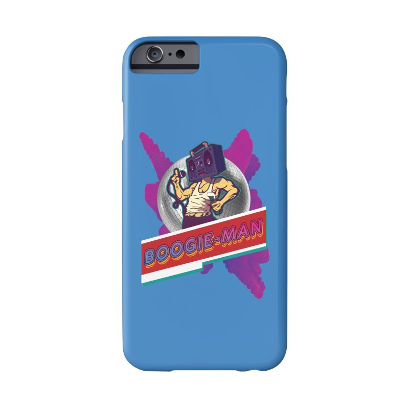The Boogie-Man Accessories Phone Case by Swag Stop by justsaying.ASIA