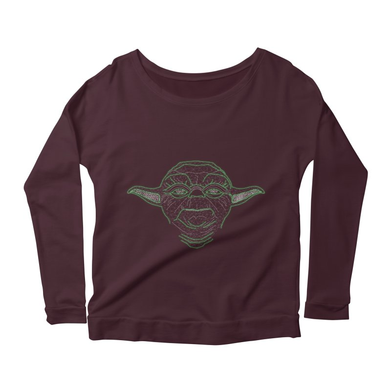 Master of Groove Women's Longsleeve Scoopneck  by Swag Stop by justsaying.ASIA