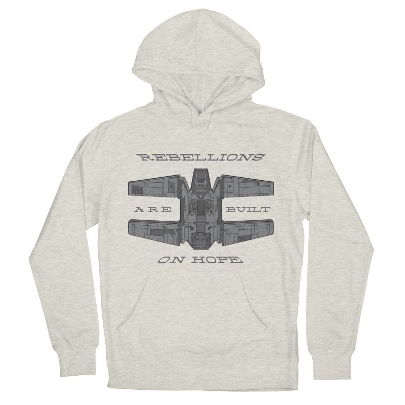 Rebellions Are Built On Hope Women's Pullover Hoody by Swag Stop by justsaying.ASIA